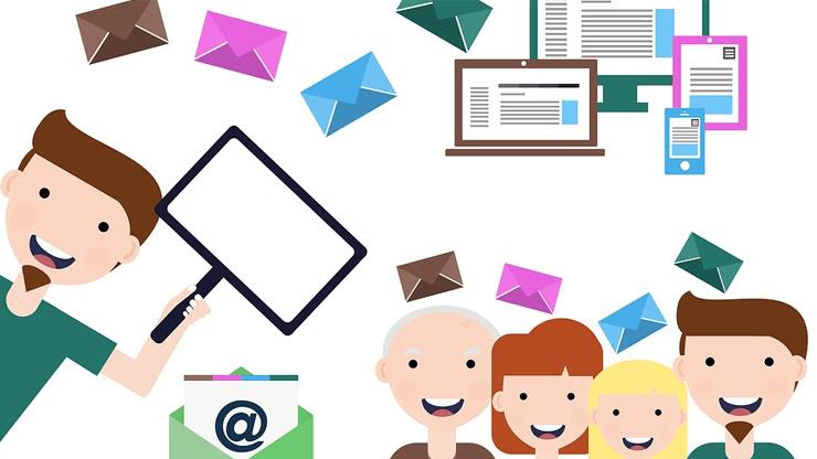Snelle ontwerpen voor je nieuwsbrieven met Mailchimp