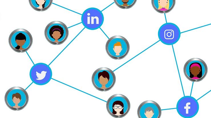 Ideaal Social Media Design