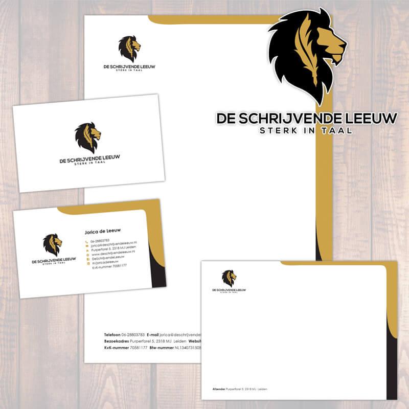 Huisstijl en logo laten ontwerpen